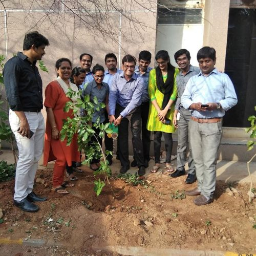 Etico Lifesciences World Environment Day Celebrations